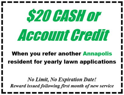 Jons Lawns of Annapolis - Coupon 3 - Lawn Care