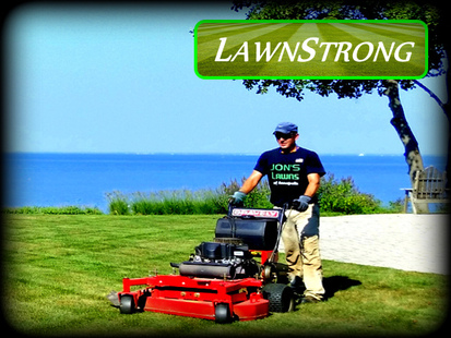 Jons Lawns of Annapolis - LawnStrong - Lawn Care
