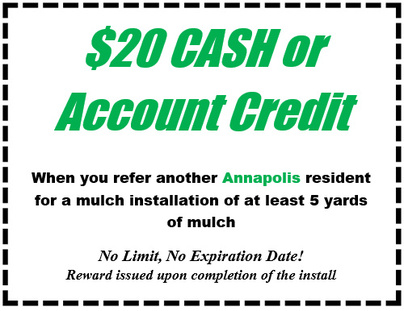 Jons Lawns of Annapolis - Coupon 4 - Lawn Care