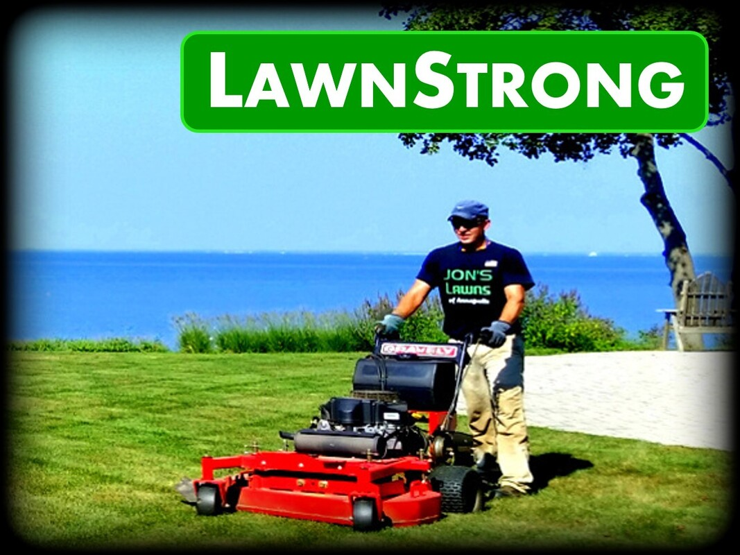 PictureJons Lawns of Annapolis - LawnStrong - Lawn Care